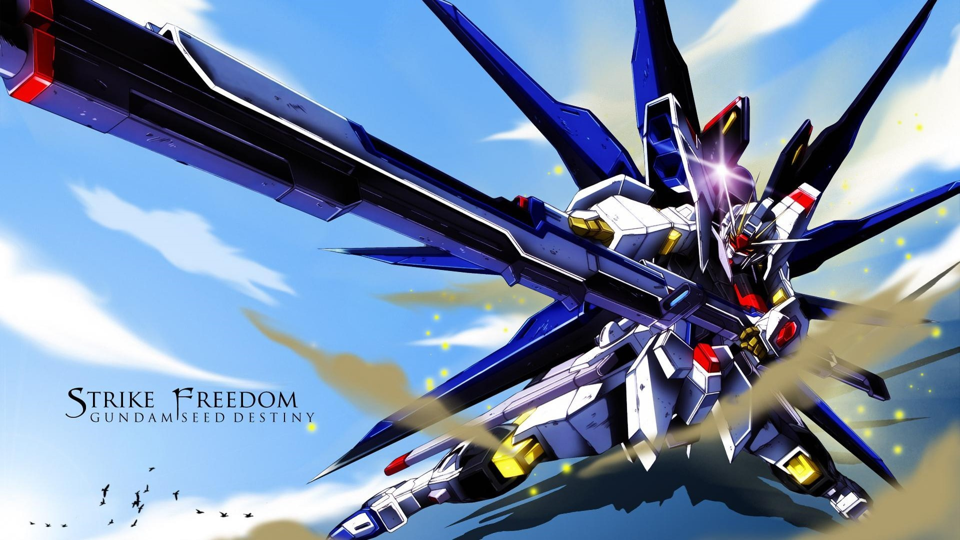 Gundam Wing Wallpaper Background With High Resolution Desktop