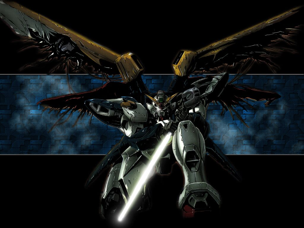 Mobile Suit Gundam Wing, Wallpaper - Zerochan Anime Image Board
