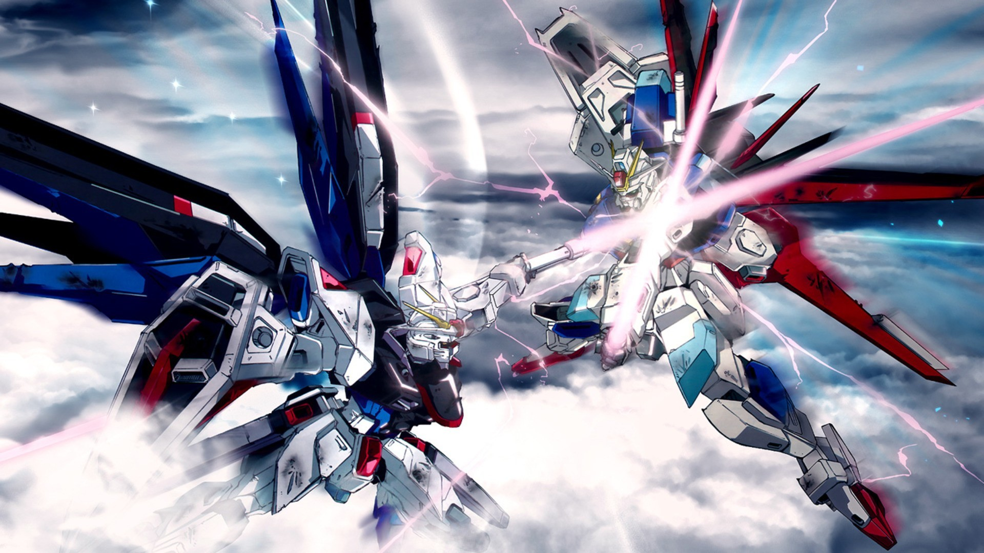 Gundam Wing Wallpapers - Wickedsa com