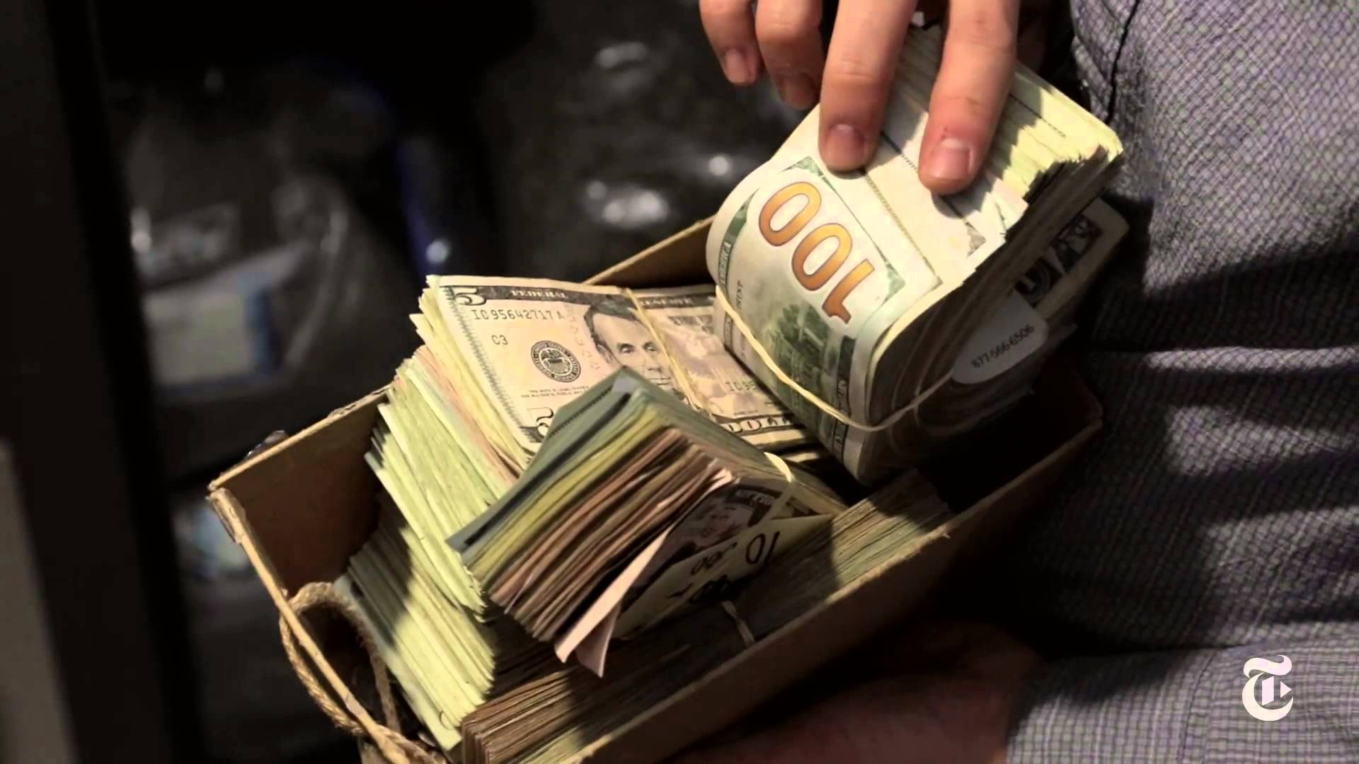 Guns Drugs And Money