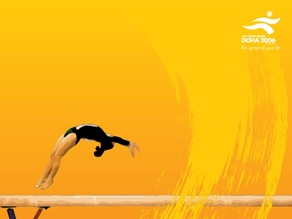 Gymnastics Backgrounds Group 27