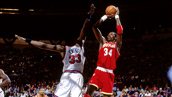 Collection of Hakeem Olajuwon Wallpaper on HDWallpapers