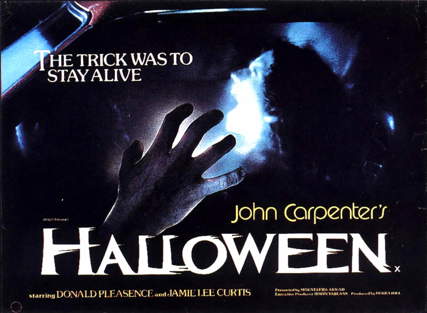 HALLOWEEN 2 - Slasher B Movie Posters