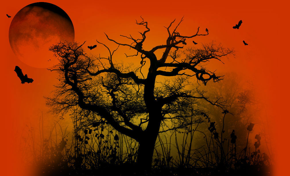 Halloween Downloads (Browser Themes, Desktop Wallpaper & More) for