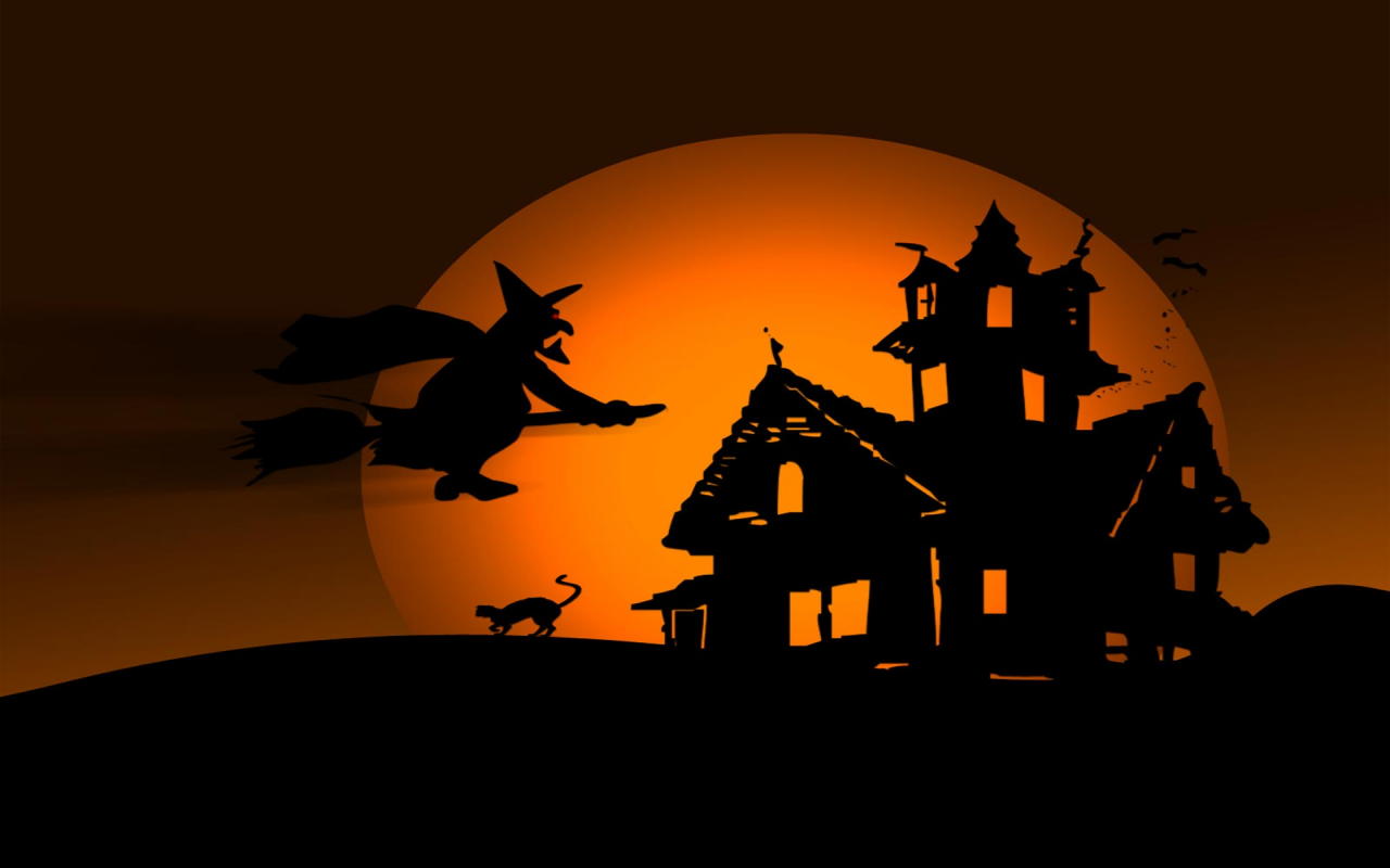 Free Halloween Desktop Wallpaper School – Free wallpaper download