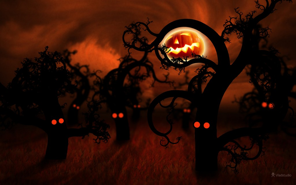 halloween computer wallpapers
