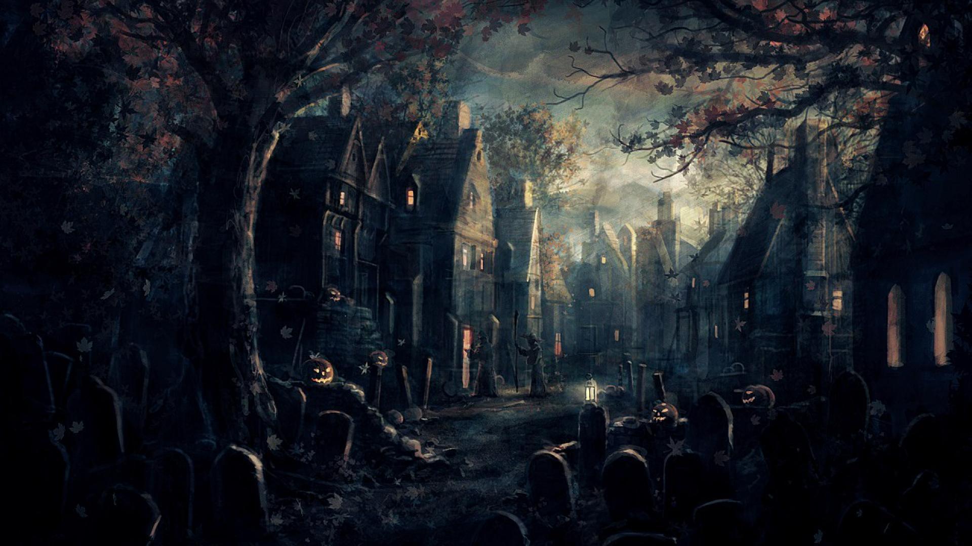 HD Halloween Desktop Backgrounds - Wallpaper Cave