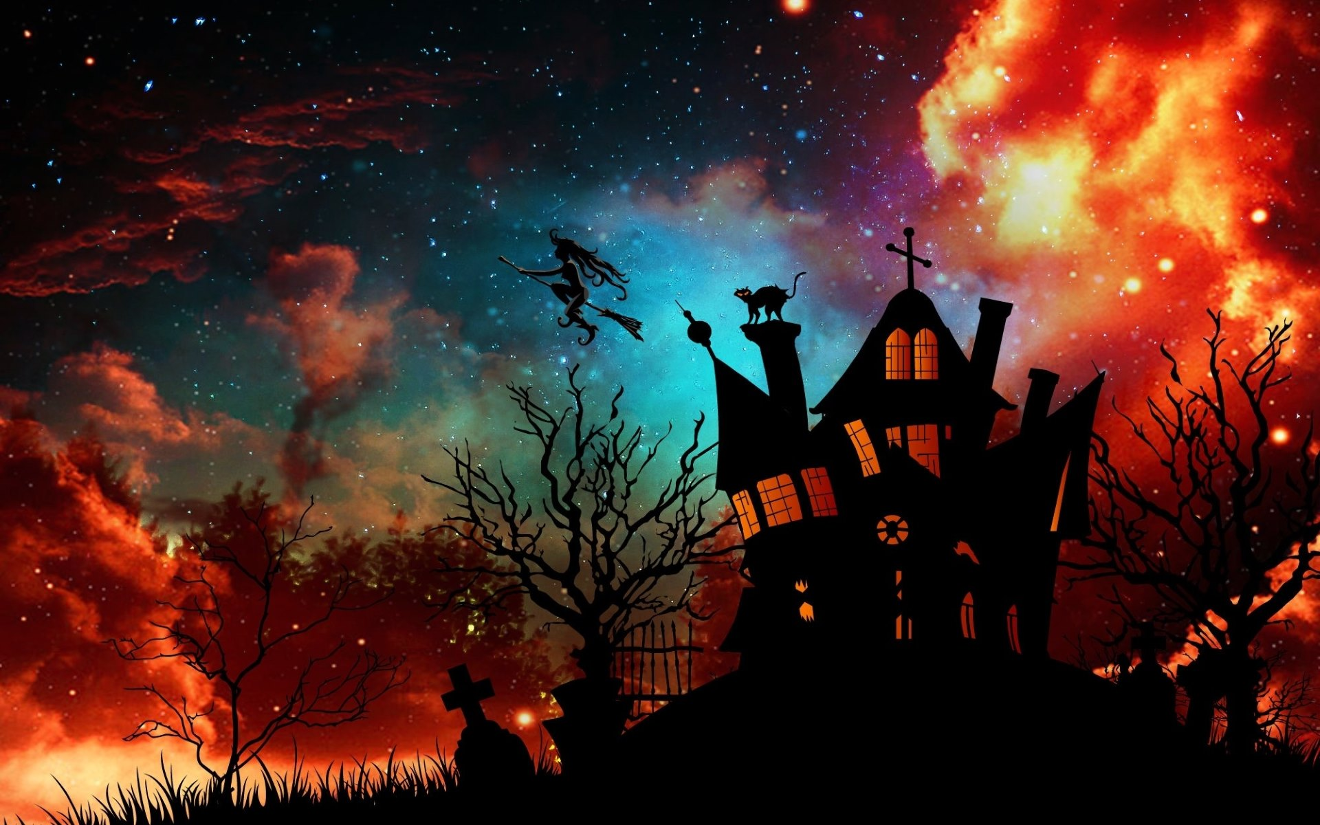 Super Halloween Wallpapers · 4K HD Desktop Backgrounds Phone Images