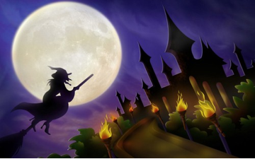 halloween free desktop wallpaper #11