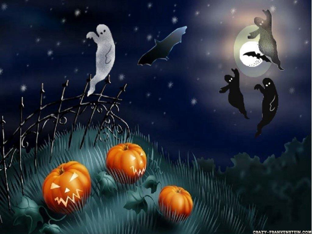 halloween ghost wallpaper #19
