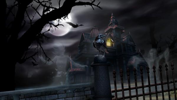 halloween ghost wallpaper #3