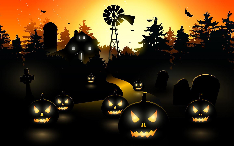 Halloween Ghost Wallpapers | WallpapersCharlie