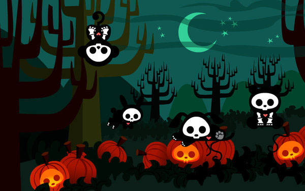halloween ghost wallpaper #11