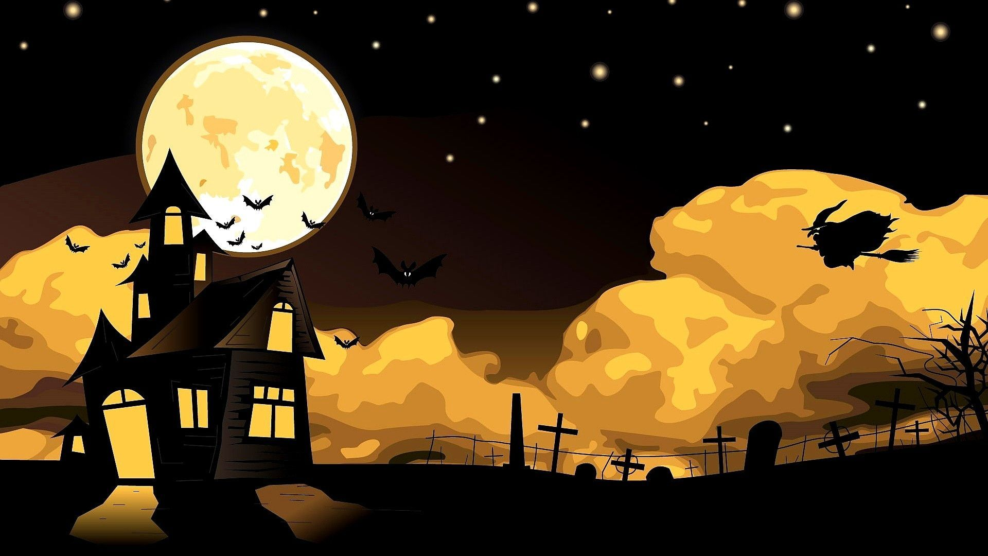 1920x1080 Halloween Wallpapers - Wallpaper Cave