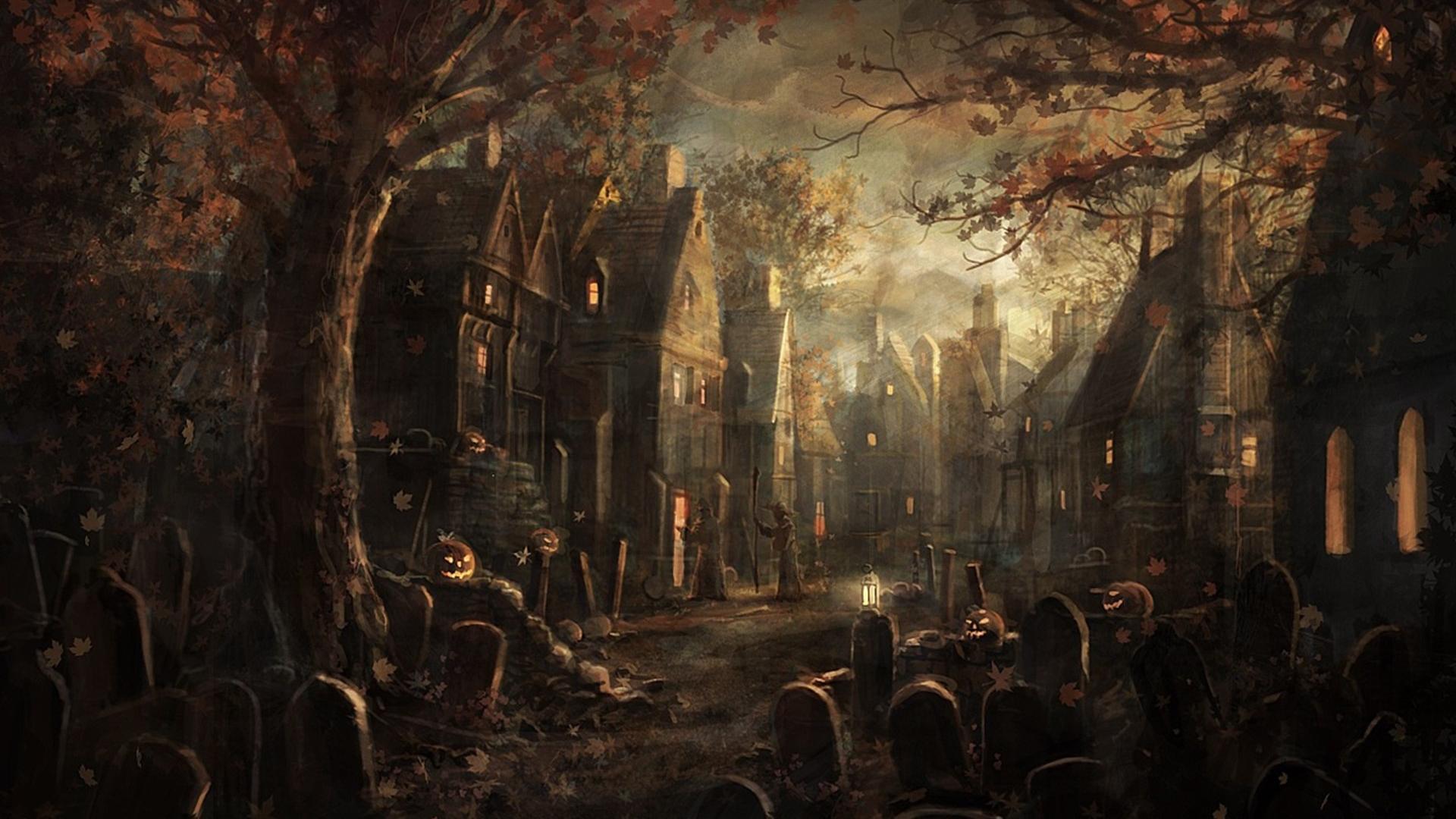 halloween hd wallpapers #18