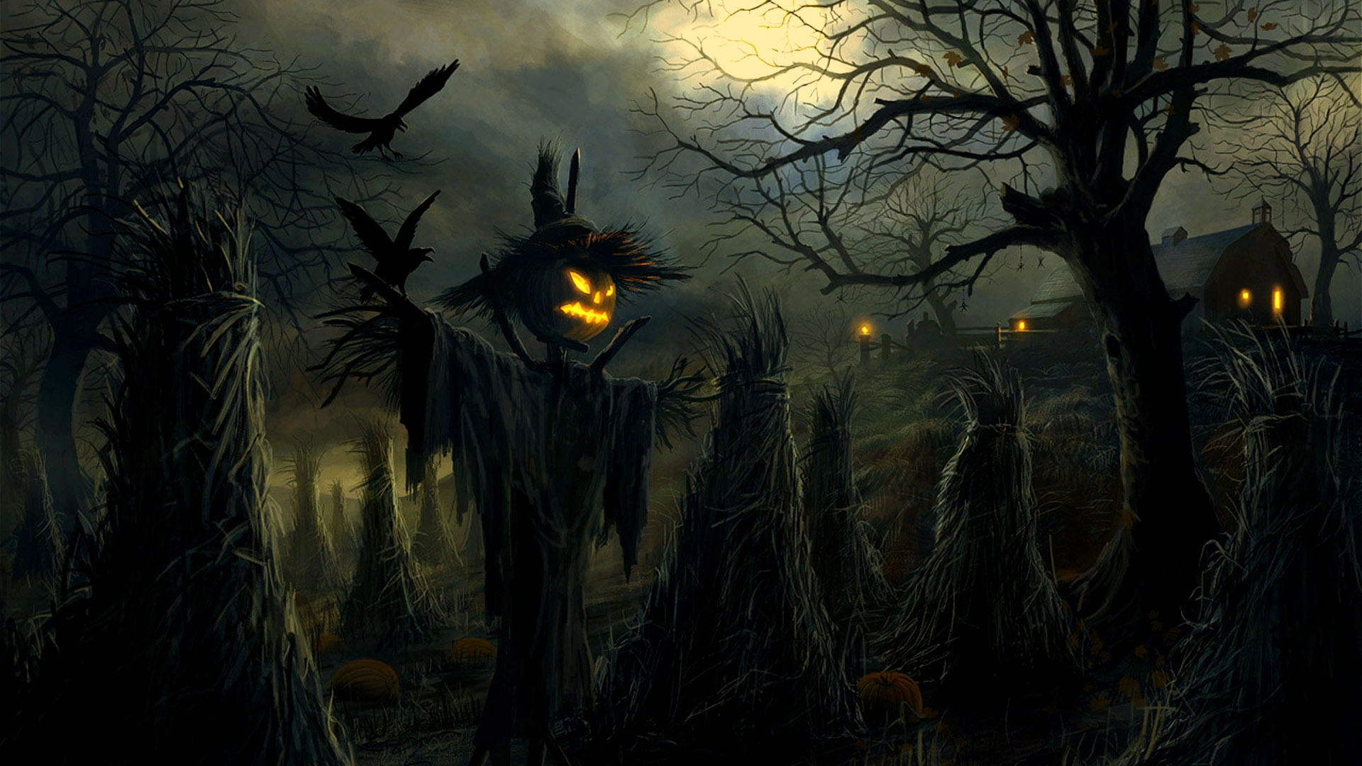 Halloween HD Wallpapers 1080p | WallpapersCharlie