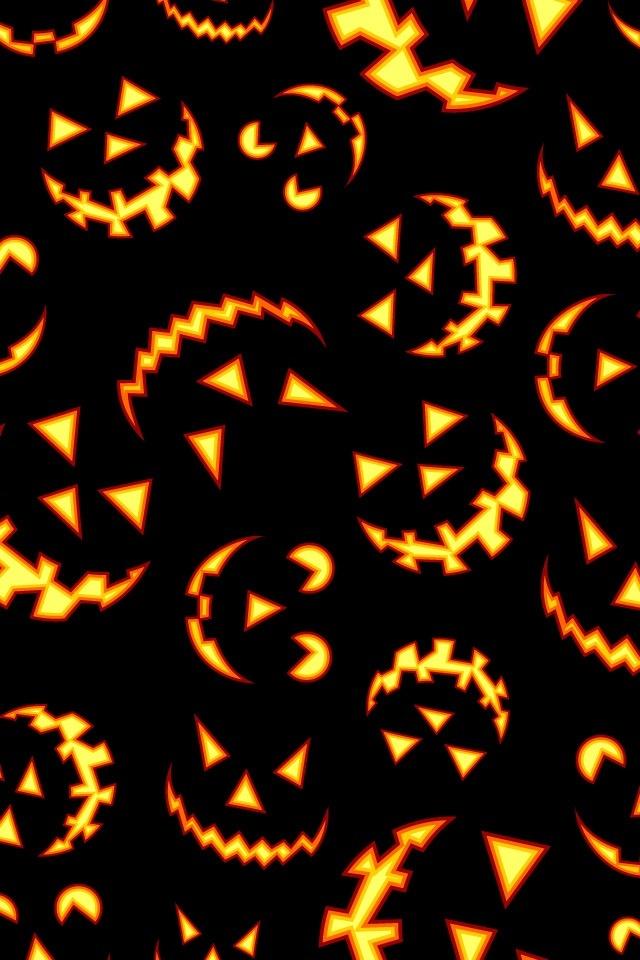 halloween phone wallpaper #2