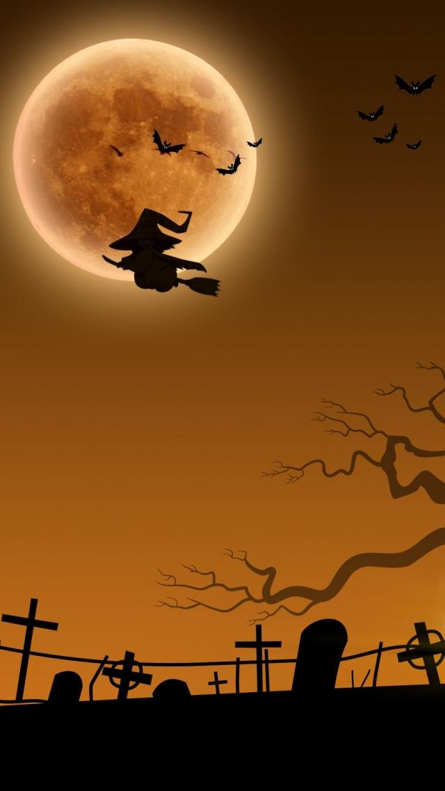 halloween phone backgrounds #12