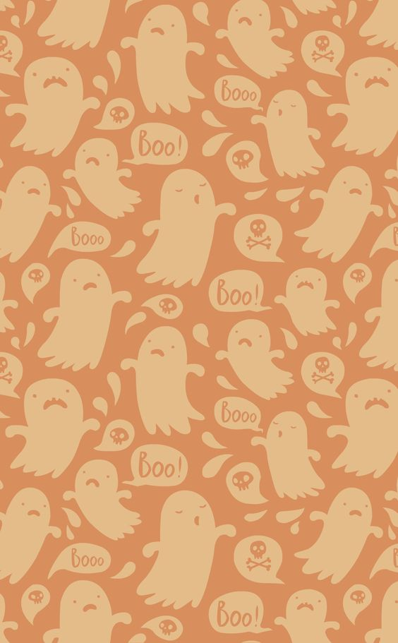 Halloween cell phone background - BOO! | Wallpapers & Backgrounds