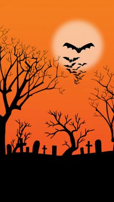 Happy Halloween Wallpaper for iPhone | Halloween Cell Phone
