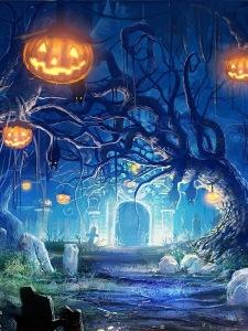 halloween phone wallpaper #23