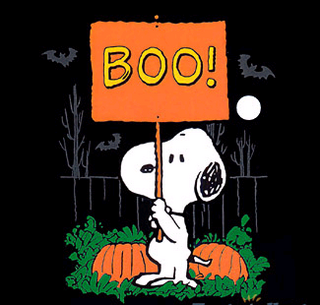 Halloween Snoopy Wallpaper