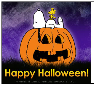 Free Halloween Wallpapers - mmw blog: Snoopy Halloween Wallpapers