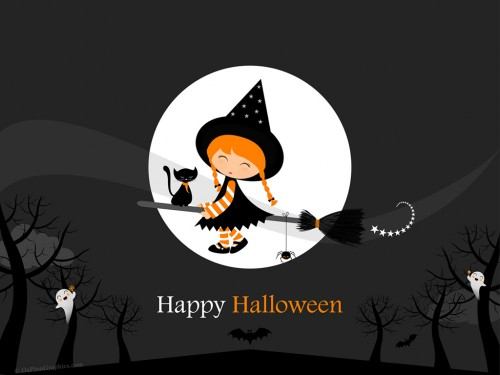 Collection of Cute Halloween Wallpaper on HDWallpapers
