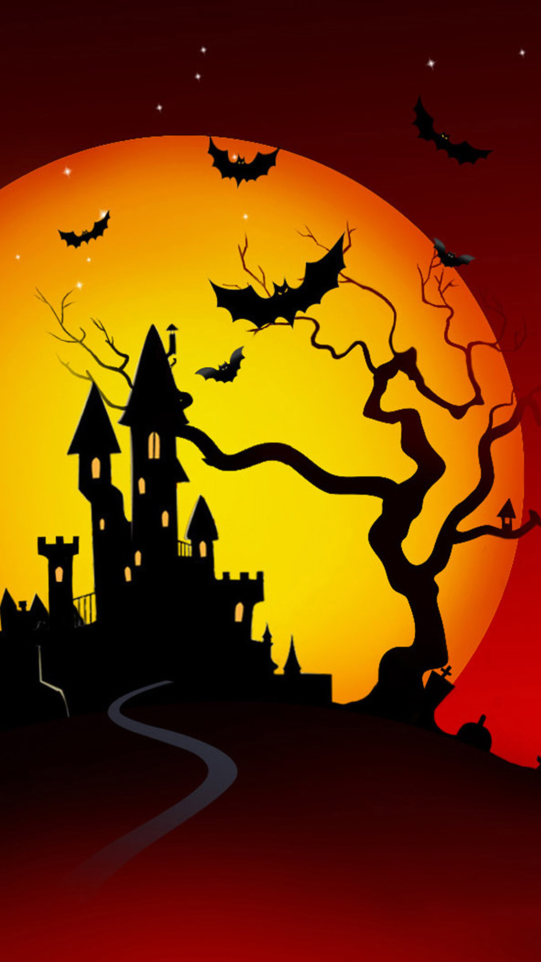 Halloween Wallpaper for iPhone 6 - WallpaperSafari