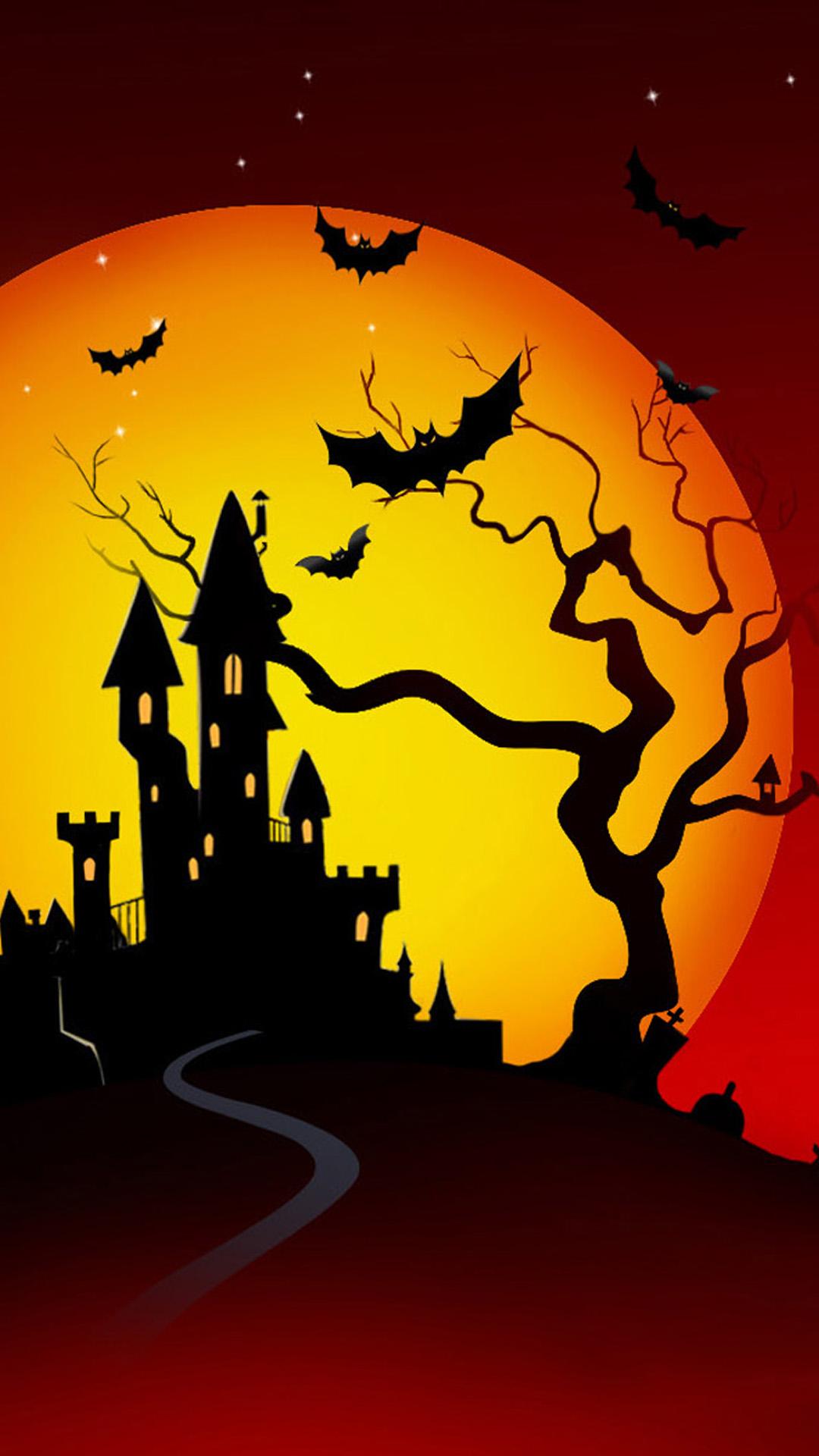 Halloween Wallpaper for iPhone 6 - WallpaperSafari