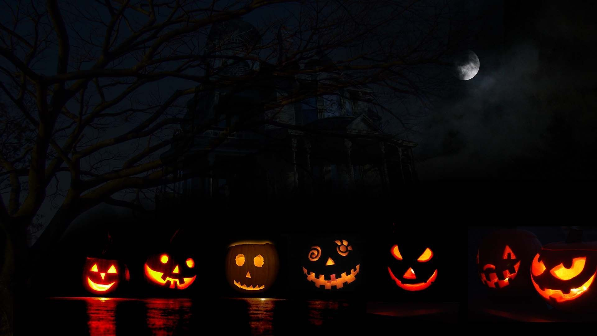 Halloween Wallpapers Free Downloads Group (80+)