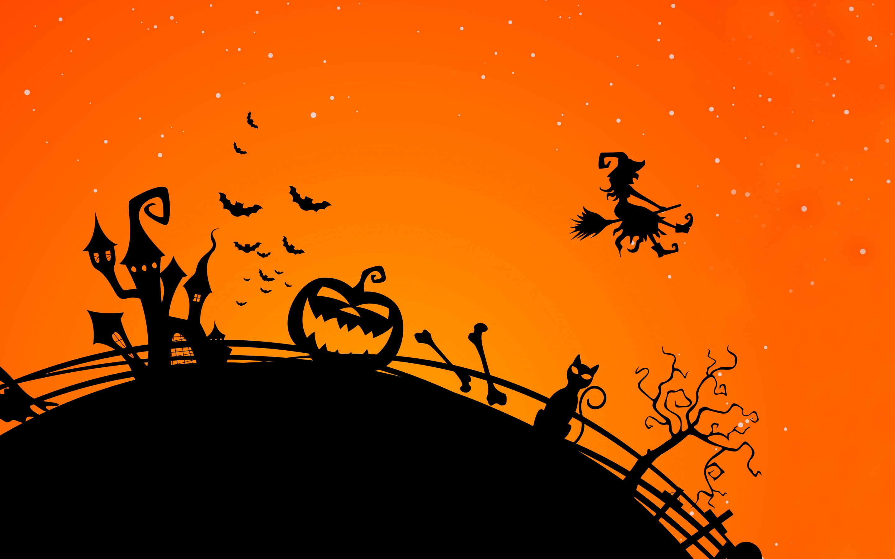 Desktop Halloween Wallpapers | PixelsTalk Net