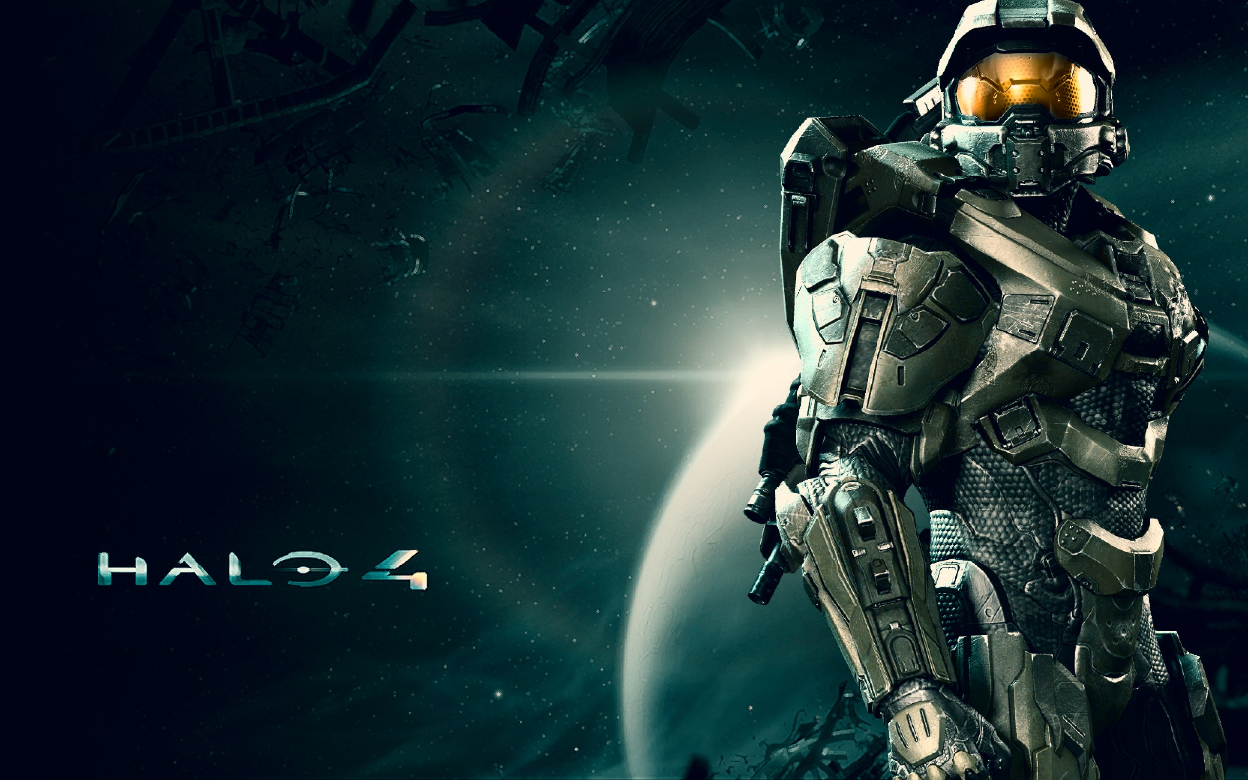 86 Halo 4 HD Wallpapers | Backgrounds - Wallpaper Abyss