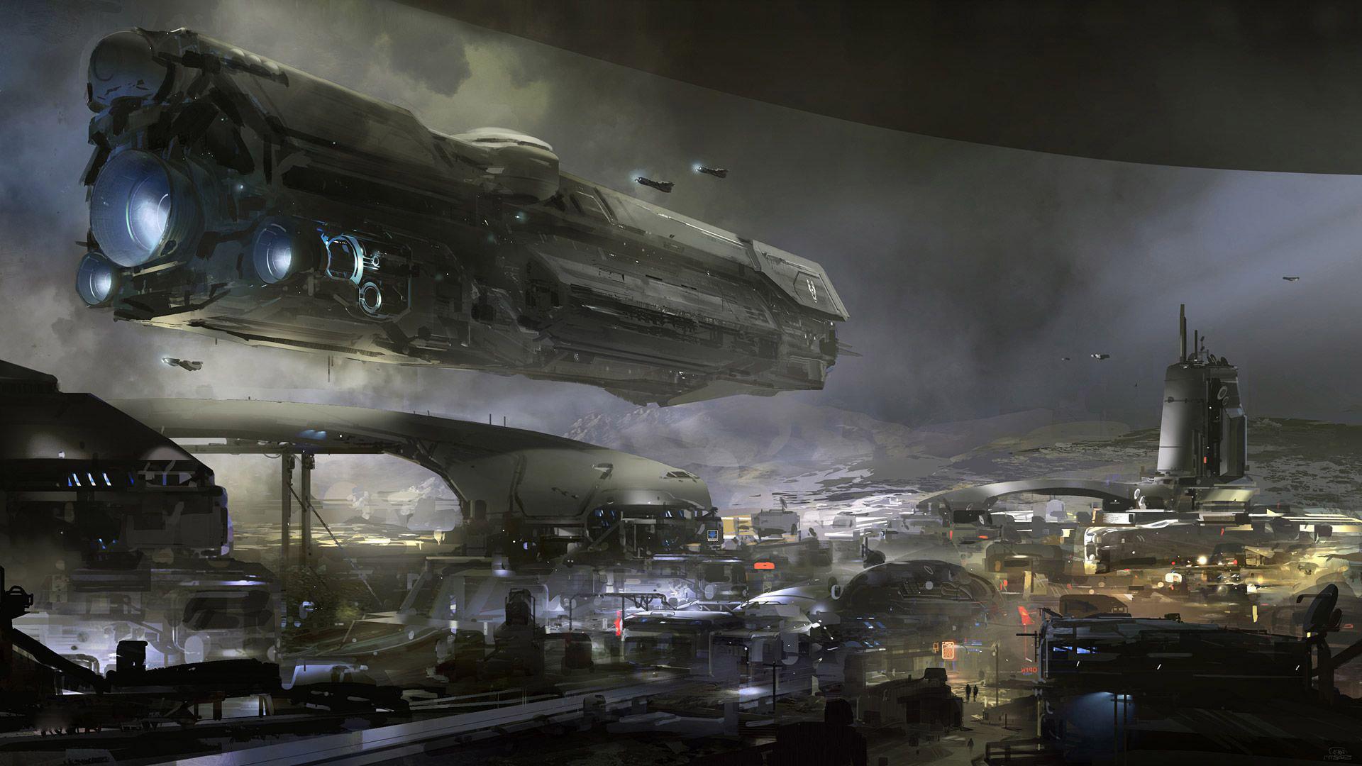 Halo 5: Guardians Computer Wallpapers, Desktop Backgrounds