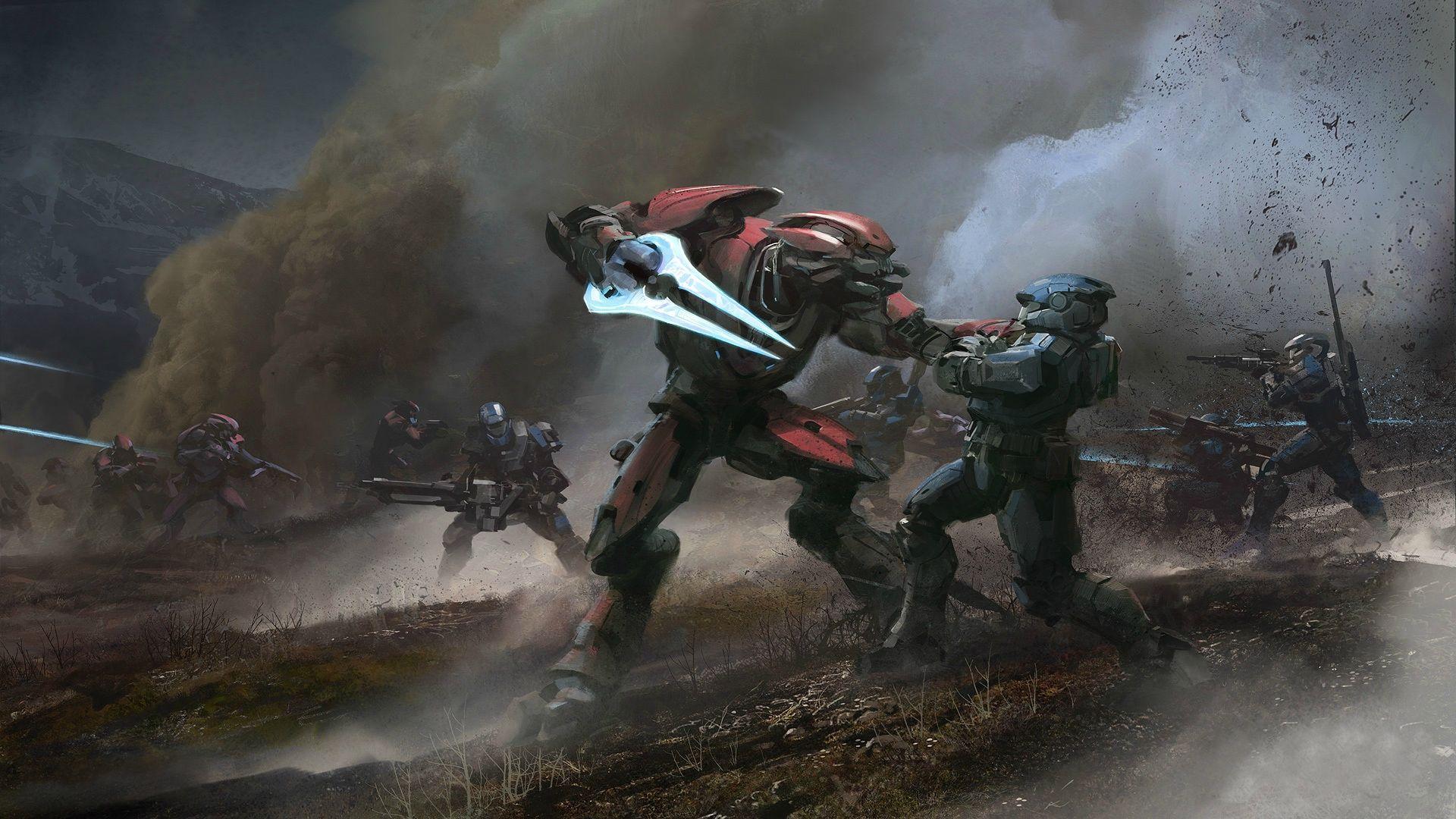 Halo wallpaper 1080p Group (85+)