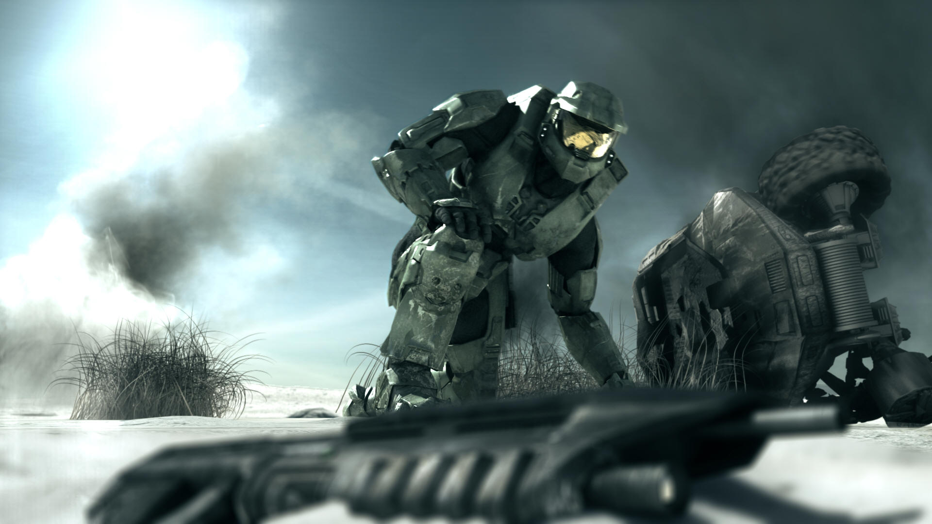 Halo 5 Master Chief Wallpaper PC 14156 - Amazing Wallpaperz