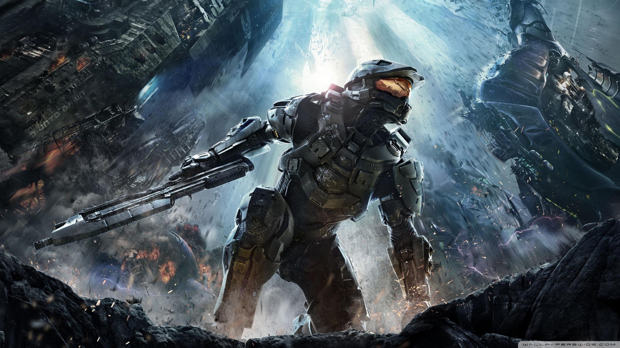 Halo 4 (2012) HD desktop wallpaper : High Definition : Fullscreen