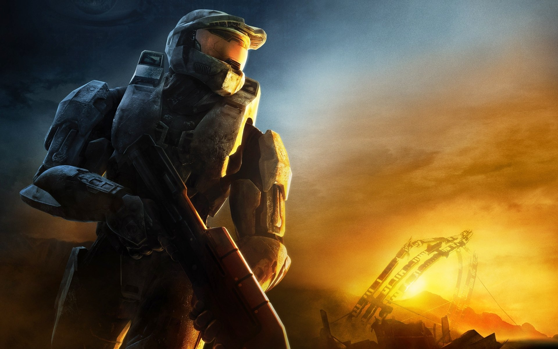 401 Halo HD Wallpapers | Backgrounds - Wallpaper Abyss