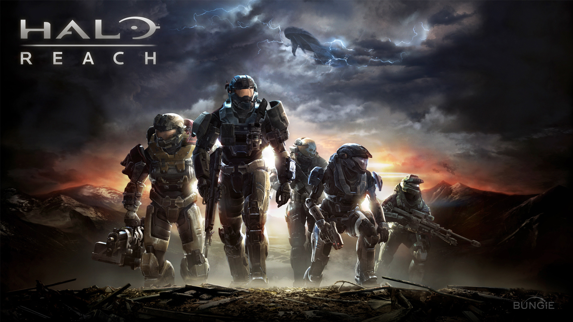 HALO HD Wallpapers and Backgrounds