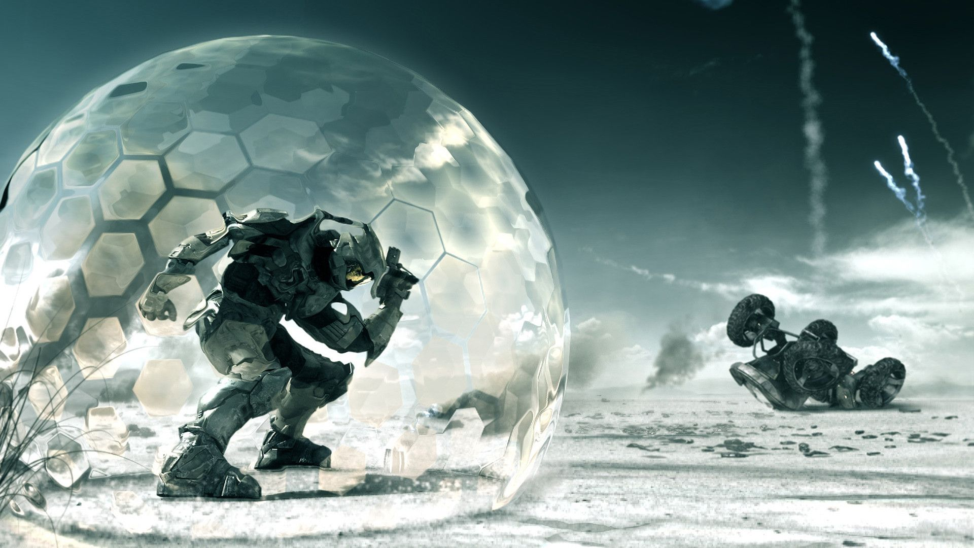 Halo HD Wallpapers - Wallpaper Cave