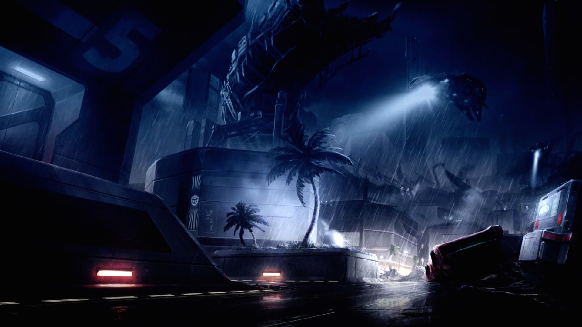 1080p Halo 3: ODST Wallpaper - Imgur