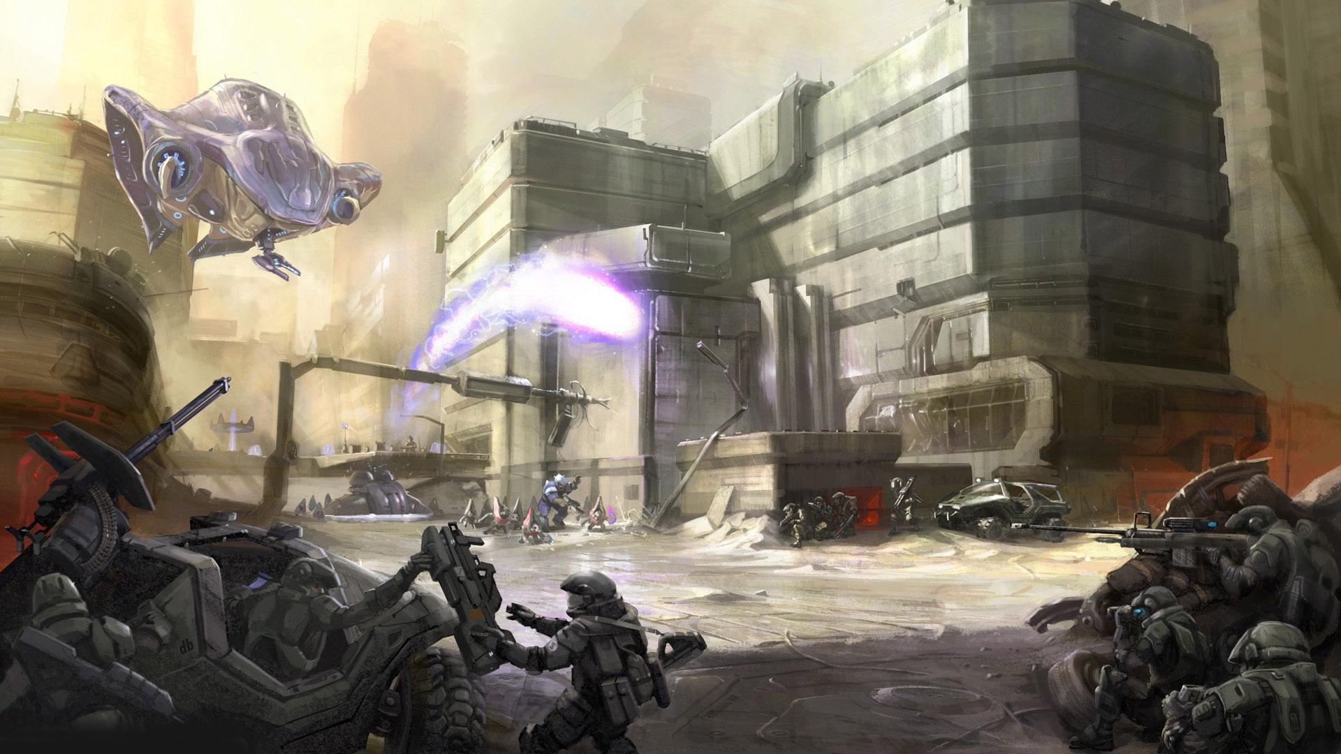 Halo 3 Wallpapers - WallpaperSafari