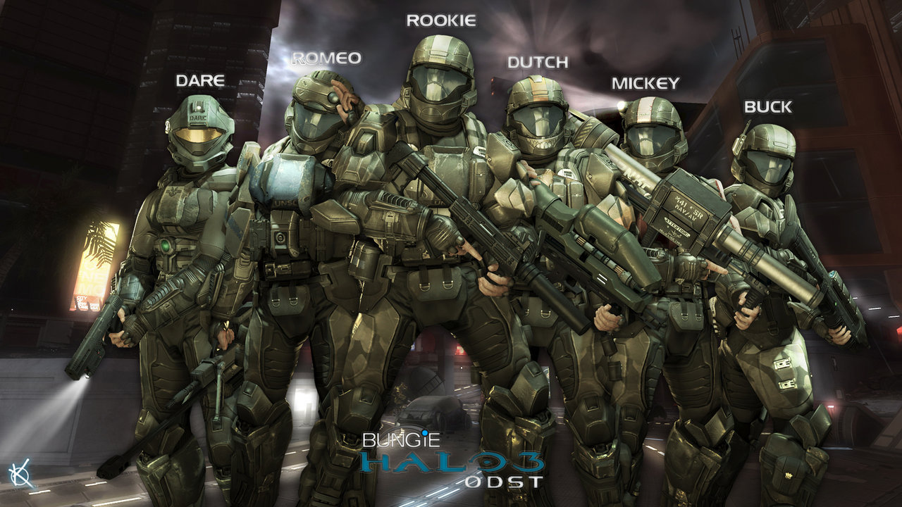 78 Best ideas about Halo 3 Odst on Pinterest | Halo spartan, Halo