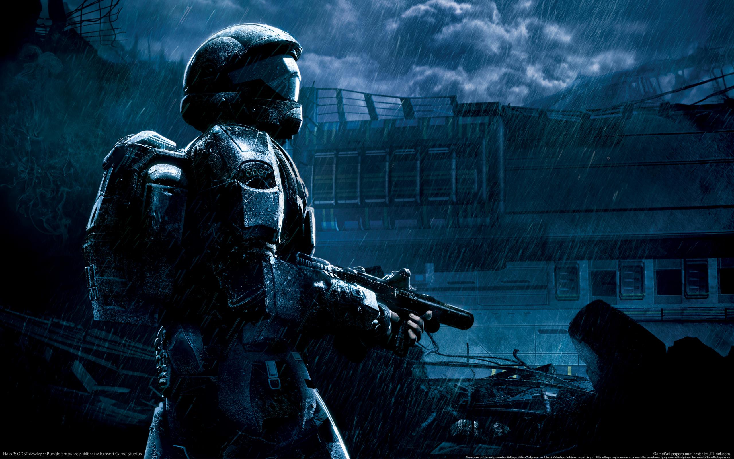 Halo 3 ODST Wallpaper - WallpaperSafari