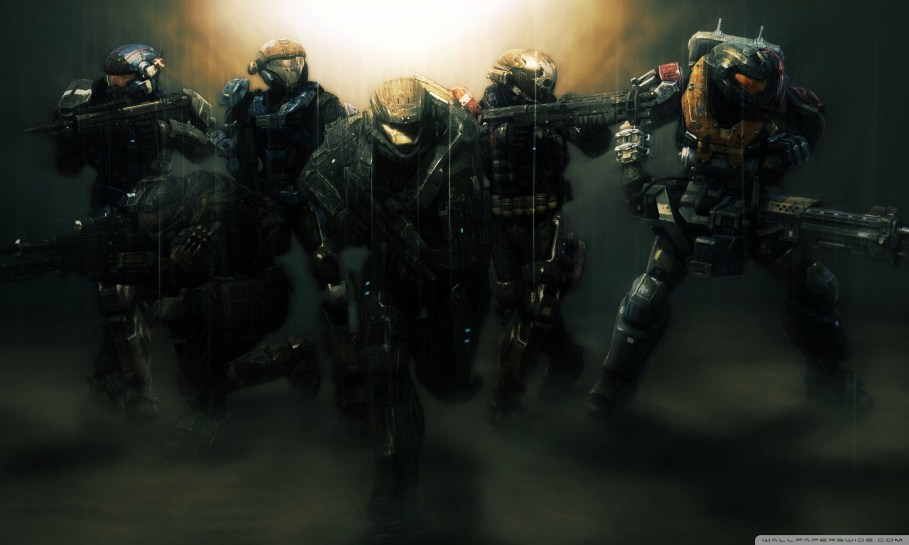 halo reach hd wallpaper - sf wallpaper