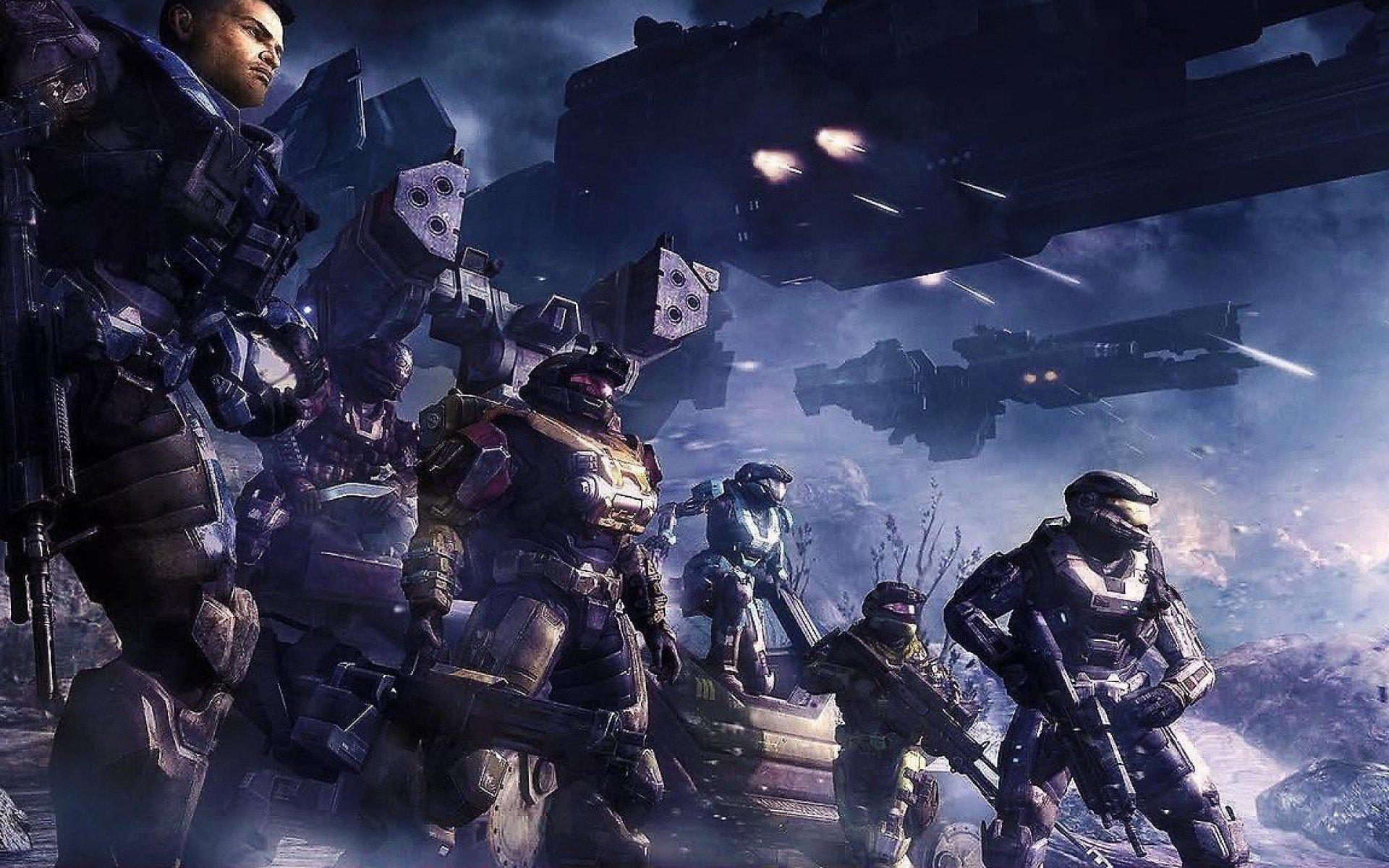 Noble Team Wallpaper