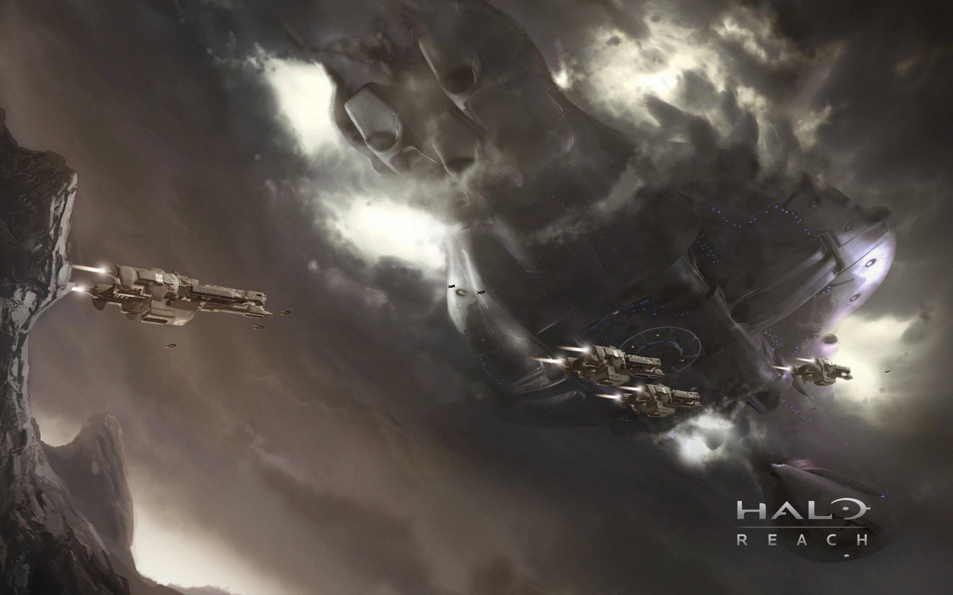 Halo reach wallpaper - SF Wallpaper