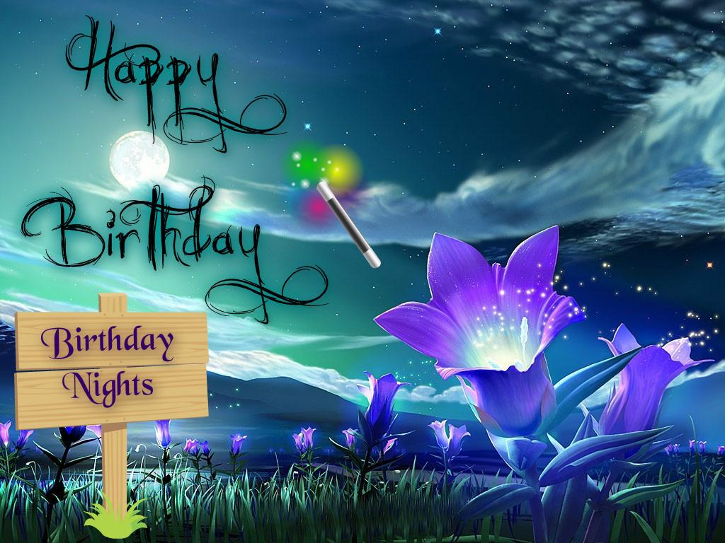 Happy Birthday Hd Images Sf Wallpaper