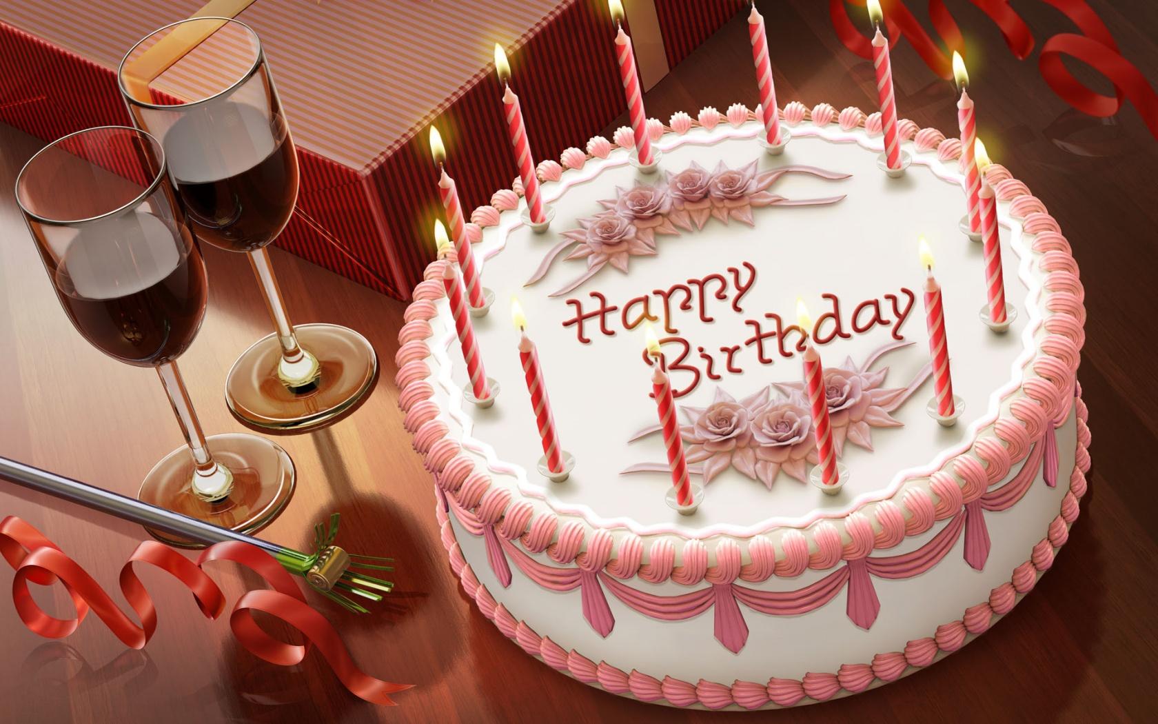 Happy Birthday Wallpaper Free Download