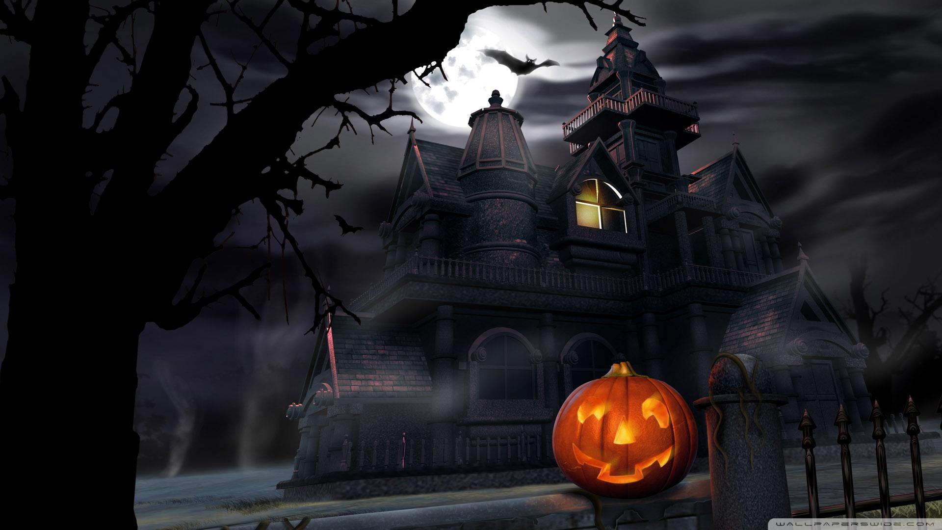 Stunning HD Wallpapers For Your Desktop #56: Happy Halloween